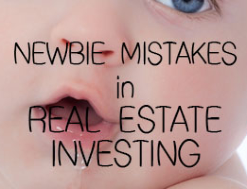 Newbie Mistake: Trying To Make a Deal out of Nothing
