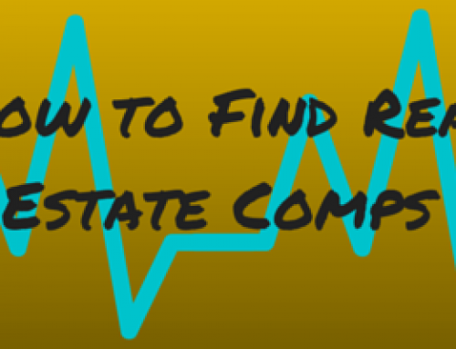 How to Find Real Estate Comps