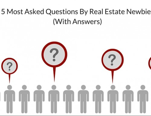 Top 5 Most Asked Questions By Real Estate Newbies
