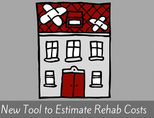 New Tool to Estimate Rehab Costs