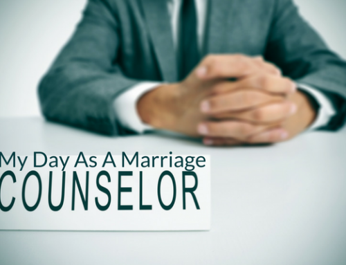 My Day As A Marriage Counselor
