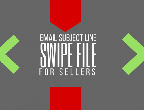 Email Subject Line Swipe File for Sellers