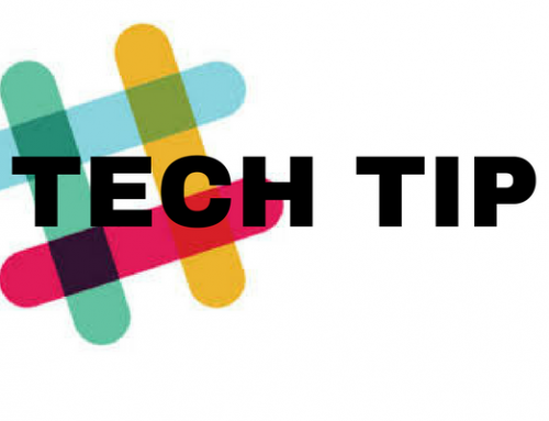 Tech Tip – Slack For Real Estate Investors