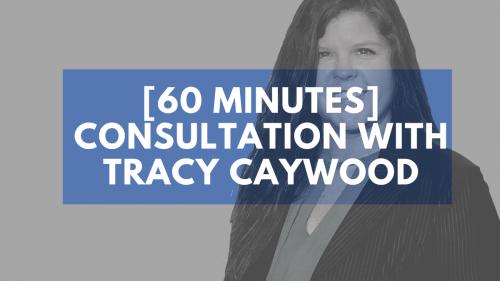 tracy caywood consultation