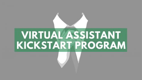 virtual assistant kickstart program