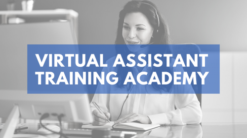 real estate virtual assistant training