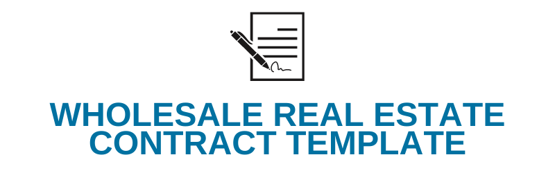 wholesale real estate contract