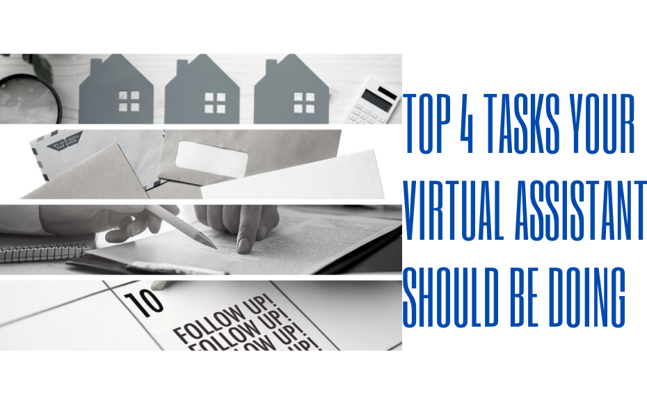 tasks for your virtual assistant